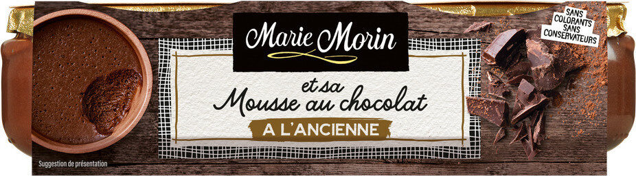 Mousse au chocolat à l'ancienne - Prodotto - fr