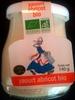 Yaourt abricot bio - Produit