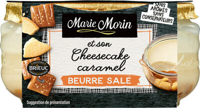Cheesecake caramel au beurre salé - Prodotto - fr
