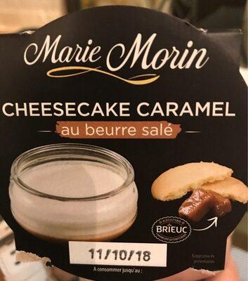 Cheesecake caramel au beurre salé - Valori nutrizionali - fr