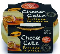 Cheese cake fruits de la passion - Produit - fr