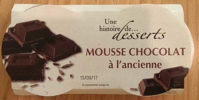 Mousse Chocolat à l'Ancienne - Produit - fr