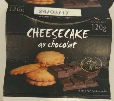 Cheesecake au chocolat - Produit - fr