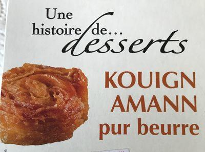 Kouign amann pur beurre - Produit - fr