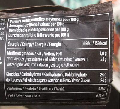 Ile flottante a la vanille - 4