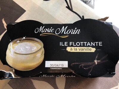 Ile flottante a la vanille - Produit - fr
