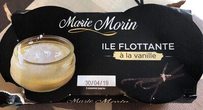 Ile flottante a la vanille - Produit