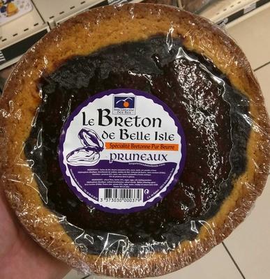 Le Breton de Belle Isle Pruneaux - Produkt - fr