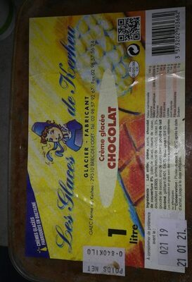 Les glaces de kerheu - Product - fr