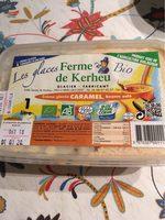 Creme glacee caramel beurre salé - Product - fr