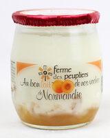 Yaourt abricot - Produit - fr