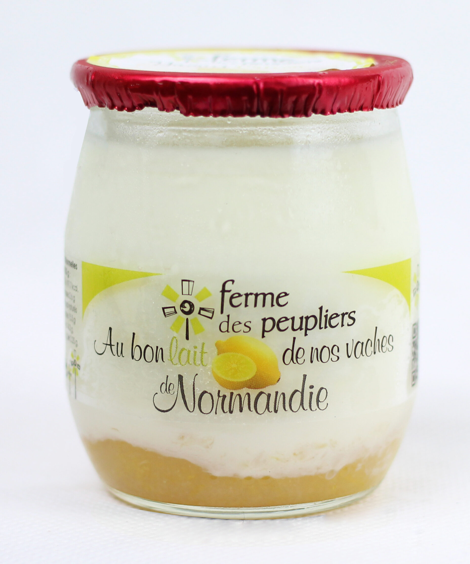Yaourt Citron - Product - fr