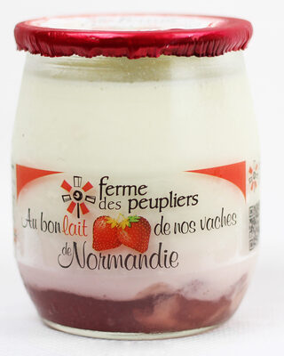 Yaourt fraise - Product