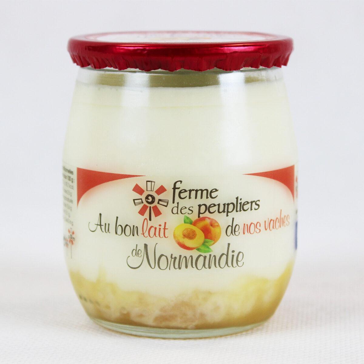 Au bon lait de nos vaches de Normandie - Produit - fr