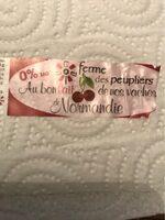 Yaourt maigre sucré Griottes - Produit - fr