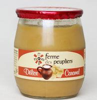 Delice caramel - Produit - fr