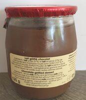 Délice Chocolat - Ingredients - en