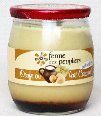 Oeufs au lait caramel - Produit - fr