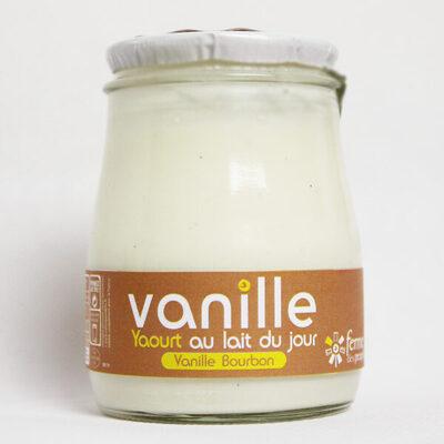 Yaourt brassé Vanille - Produit - fr