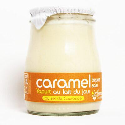 Yaourt Brasse Caramel Beurre Sale - Produit - fr