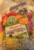 Bonbons myrtille framboise noix Chartreuse - Produit