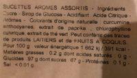 Sucettes - Produit - fr