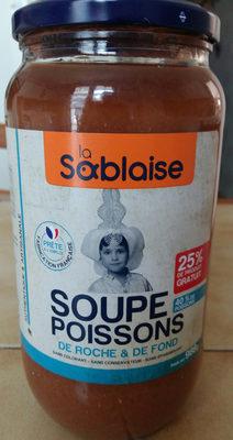 Soupe de poissons LA SABLAISE - Product