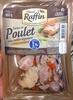 Terrine de poulet aux petits légumes - Produit
