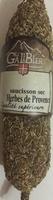 Saucisson sec Herbes de Provence - Product