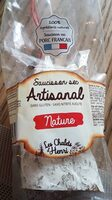 Saucisson sec artisanal - Produit - fr