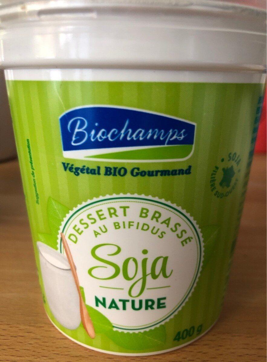 Soja Brassé Nature - Produit - fr