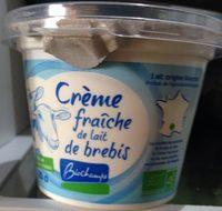 Creme Fraiche De Brebis bio - Product - fr