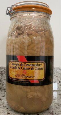 Cassoulet de Castelnaudary au confit de cuisses de canard - Produit - fr