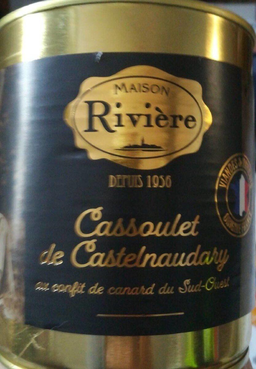 Cassoulet de Castelnaudary au confit de canard du Sud-Ouest - Produit - fr