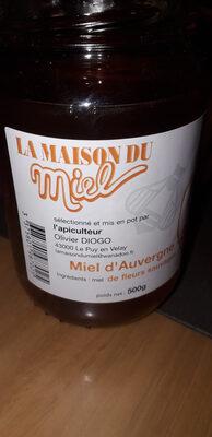 Miel de montagne Api Velay - Product