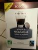 Capsules espresso Nicaragua - Product