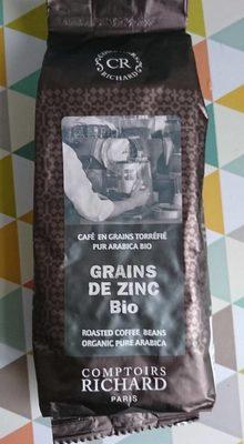 Grains de zinc - Product