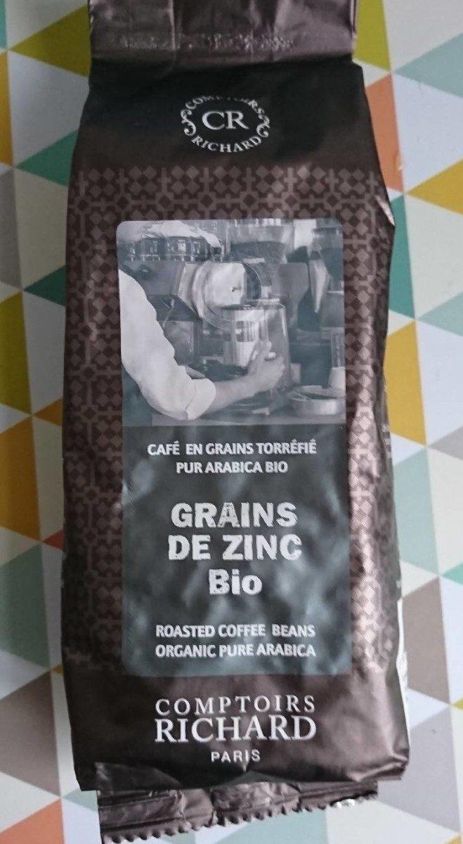 Grains de zinc - Product - fr