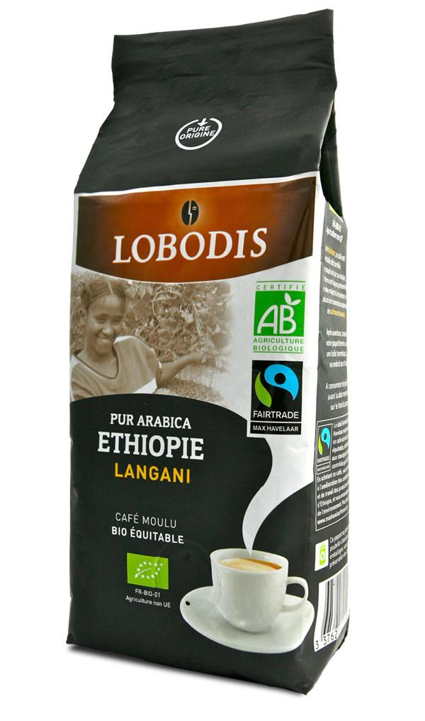 Ethiopie pur arabica LANGANI - Product - fr