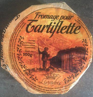 Fromage à Tartiflette 27 % - Produit - fr