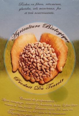Lingots du Gers - Ingrediënten - fr