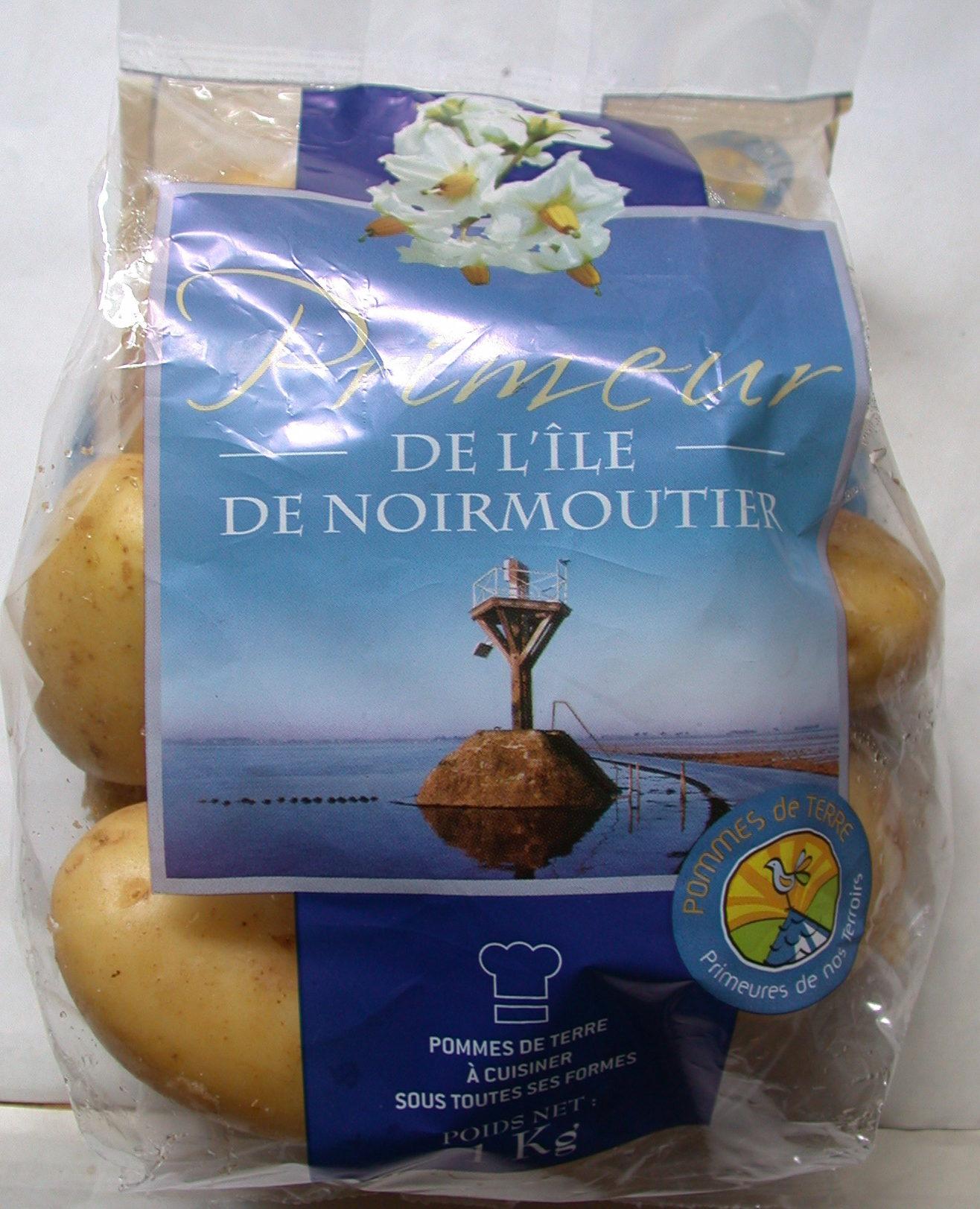 Pommes de terre primeur filet lady Christie - 产品 - fr