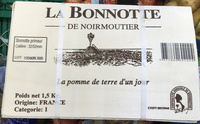 Bonnotte primeur - Product