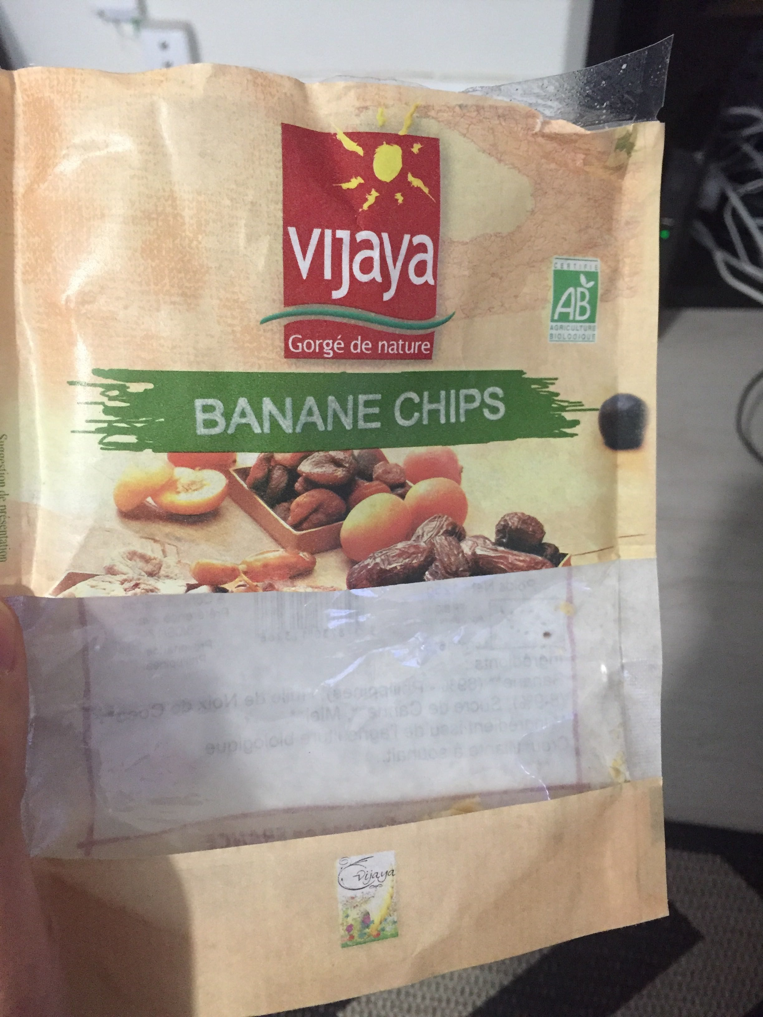 Banane Chips - Product