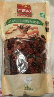 Mélange fruits rouges - Product