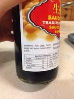 Sauce siave - Ingredienti - fr