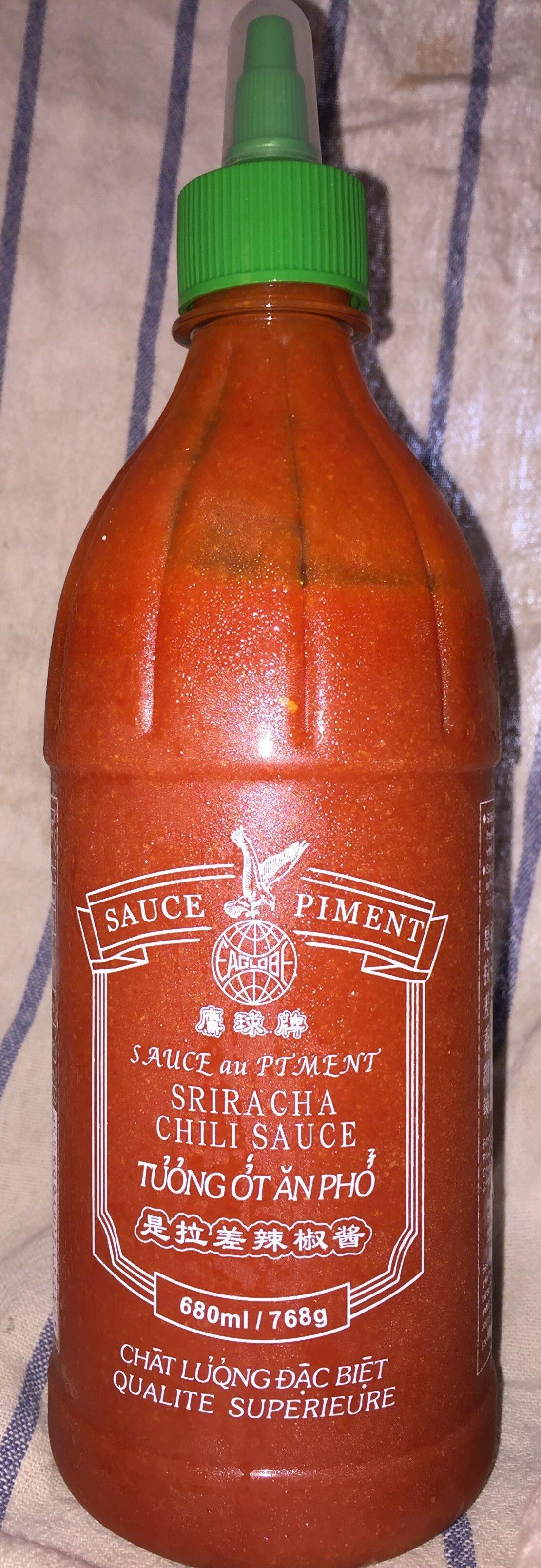 Sauce Piment - Product