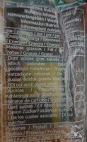 Confiseries aux sésames - Nutrition facts - fr