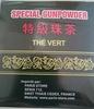 Thé vert (spécial gunpowder) - Produit