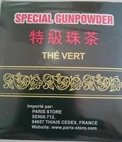 Thé vert (spécial gunpowder) - Prodotto - fr